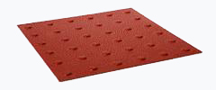 tactiled grip plate